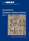 <em>Documents de Th�ologies Th�baines