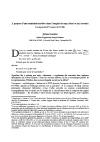 Cet article est l'occasion de souligner qu'une combinaison de vignettes du Livre des Morts peut éclairer le contenu modifié d'une formule «canonique». Ainsi, la substitution de wnn, «être, exister» par wn, «ouvrir», dans la formule 103 du LdM, relève de la proximité thématique des formules 91/92 et 103, reliées de façon iconique dans le P. Louvre E 17400.
