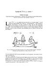 Le mot ʿqʿ, qui accompagne les figurations de bateaux dans les mastabas de l'Ancien Empire, est habituellement traduit par «attacher ensemble (les parties d'un bateau)». Cette traduction correspond plutôt au mot spj, ʿqʿ désignant simplement l'action de serrer les cordes attachant ensemble les bottes de papyrus de la coque d'un bateau.