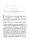 Simon Thuault, « De l'usage des classificateurs dans les textes funéraires. L'exemple des toponymes Jskn, Ndj.t et GHs.tj dans les Textes des Pyramides et les Textes des Sarcophages »