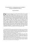 Essai de synthèse sur une formule religieuse dont les premières attestations remontent au tout début du Nouvel Empire, réalisé ici sur la base d'une version démotique conservée sur le P.Bodl. MS. Egypt. a.3(P). Le texte est dépourvu de titre, mais il s'agit, comme l'indiquent plusieurs parallèles, d'un des derniers témoins connus d'une «formule pour déposer les offrandes» (rA n wAH xwt). Son analyse linéaire, mais aussi l'examen des différents contextes où elle apparaît au cours de son histoire, permet d'en situer la lecture dans le calendrier religieux. La présence de cette formule dans le manuscrit d'Oxford à côté d'une version originale du Rituel de faire sortir Sokar de la STyt dont la lecture tombe le 25 Khoiak (date explicitement mentionnée en II, 1), ainsi que nombre d'éléments internes, confirment si besoin était son appartenance au corpus des rites osiriens de ce mois.
