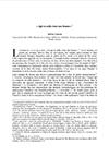 L'expression « femme agissant en homme » sert à décrire Isis, Sekhmet, Ouadjet et Neith dans six textes, datés à partir du milieu du IVe siècle avant J.-C. Cette formulation a pu être comprise comme une appropriation par ces déesses d'un rôle sexuel et génésique masculin, ou comme une référence à une androgynie démiurgique.  Cet article examine l'ensemble des documents pour y noter la prévalence des thèmes de la peur, de la protection et de « l'Œil de Ré ». Le contraste entre l'identité sexuelle des déesses et le genre masculin de leur comportement ne relève pas d'un geste viril spécifique, mais vise à produire une rupture de la norme, qui les place en situation d'altérité et d'étrangeté, ce qui inspire l'effroi.